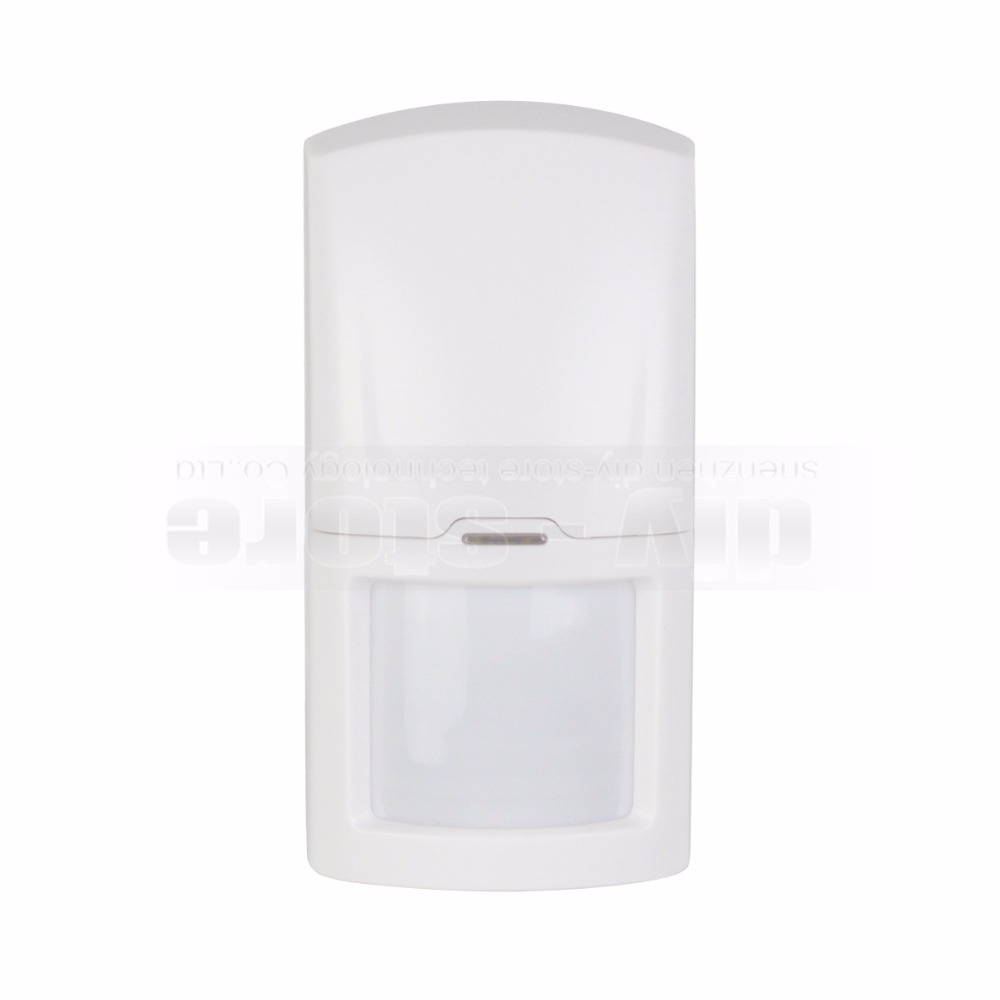K4 433MHZ DIY wireless infrared detector infrared motion sensor for our country family security system(China (Mainland))