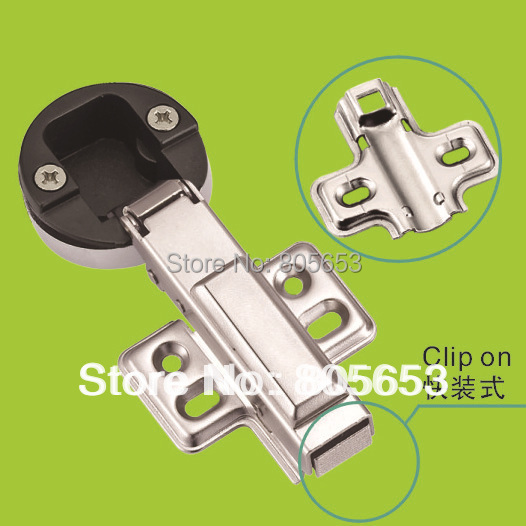 full overlay glass door hinge 2