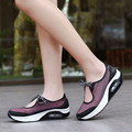 SuperStar Casual Shoes Women Outdoor Tenis Feminino Donna Fashion New Breathable Basket Femme Trainer Wedge Shoe