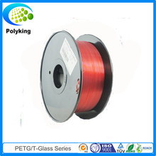 Red 1.75MM/3MM 1KG/piece 3D Printer PETG Filament For MakerBot/RepRap/UP Filament Consumables Material