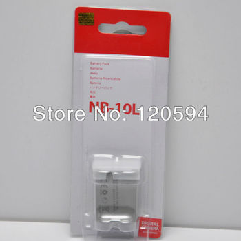 Original Digital Camera  Battery NB-10L nb10l Battery For Powershot SX40 HS  free shipping