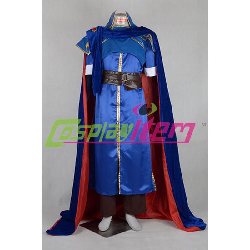Customized movie Fire Emblem Awakening  cosplay Marth Cosplay Costume (2nd) from Fire Emblem Awakening Marth cosplayОдежда и ак�е��уары<br><br><br>Aliexpress