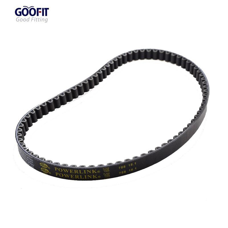 GOOFIT Gates 788 18 1 Scooter Drive Belt font b GY6 b font 150cc ATV Go
