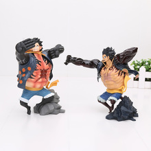 Buy 17.5cm One Piece Anime Gear Fourth Monkey D Luffy Action Figure Toys Luffy Figure toy Anime Brinquedos for $13.35 in AliExpress store