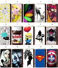 hybrid retail 15designs Asylum Joker Minions batman Captain America white hard mobile phone bags& cases for nokia N520 free ship
