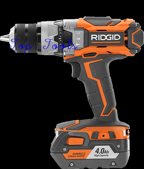 The imported Ricci 18V multifunctional percsion drill drill, electric screwdriver hammer drill X5(China (Mainland))