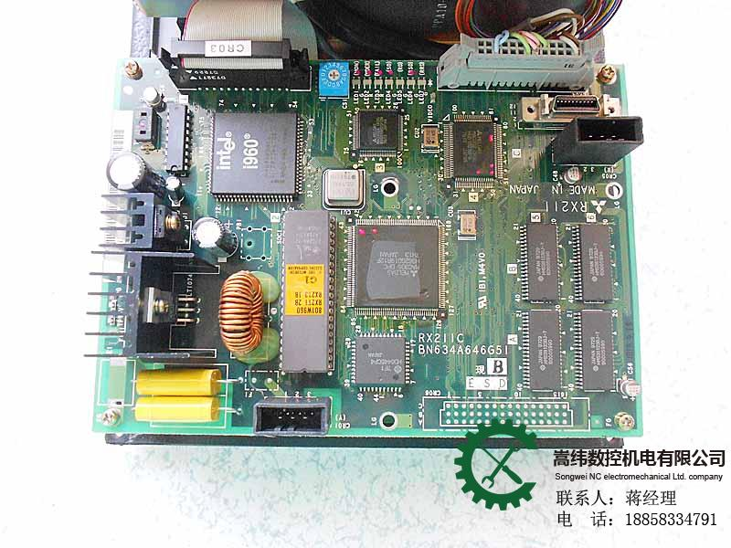 Fedex or DHL free shipping 100% tested Mitsubishi graphics card rx211 rx211c imported original warranty for three months(China (Mainland))