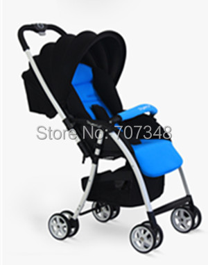 Free Shipping Strollers Luxury &amp; Beautiful Europe Baby Stroller Can Be Fold very Convenient Travel Fest Shipping <br><br>Aliexpress