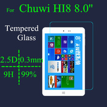 8 inch Hi8 Glass Screen Protect Film For Chuwi Hi8 tempered glass screen Protector