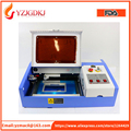 40W 3020 linear guide laser engraving machine working area 30X20cm laser cutting machine Laser cutter mini
