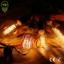 Buy Vintage Edison Bulb 220V Antique Edison Lamp E27 Incandescent Pendant Bulb Lighting 40W Retro Filament Light Tungsten Lamp for $1.50 in AliExpress store
