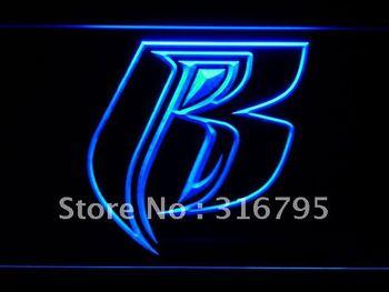 c220-b Ruff Ryders LED Neon Light Sign