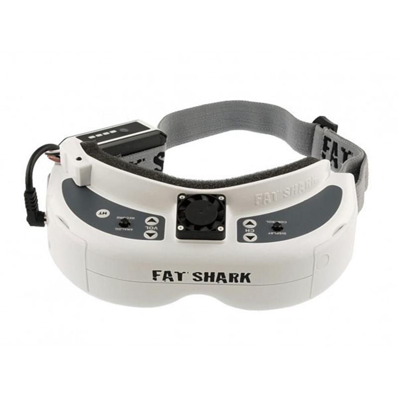 Hot Sale For Fatshark Fat Shark Dominator HD V2 FPV Goggles Video Glasses Headset<br><br>Aliexpress
