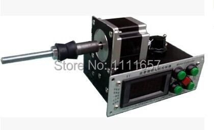 Low Variable Speed Coil Winding Machine Winder 2-Directions 0.1 Turn +Foot Pedal(China (Mainland))