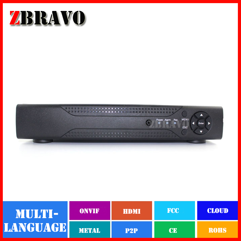 AHD-M CCTV DVR Security System 4Channel H.264 Digital Video Recorder 4CH HD AHDM AHD M DVR support Mobile Remote View,HDMI,RS485(China (Mainland))