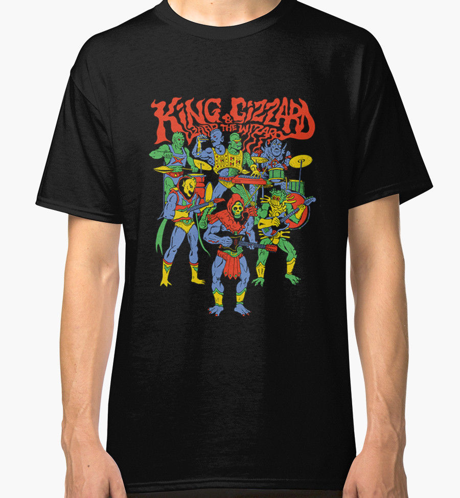 Popular wizard king buy cheap wizard king lots from china for Wizard t shirt printing