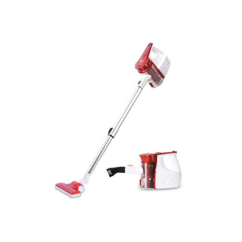 Free Shipping Low Noise Home Rod Vacuum Cleaner Handheld Dust Collector Household Aspirator Powerful Suction GW802 BOBBOT(China (Mainland))