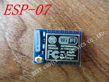 free shipping 1pcs ESP8266 serial WIFI model ESP-07 Authenticity Guaranteed(China (Mainland))