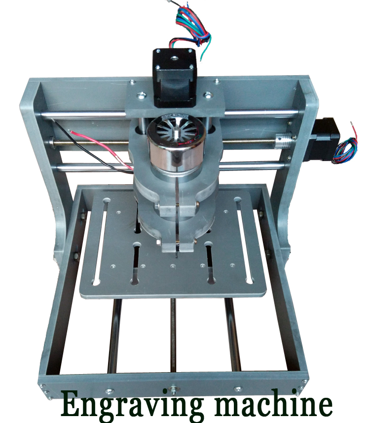 Wood Mill Machine ~ B cnc diy wood carving mini engraving machine pcb