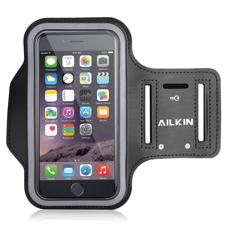 AILKIN Sports Armbands Designed For Apple iPhone 6 4.7 inch Armband Case Cover Waterproof Cases Mobile Phone Bag For iPhone 6(China (Mainland))
