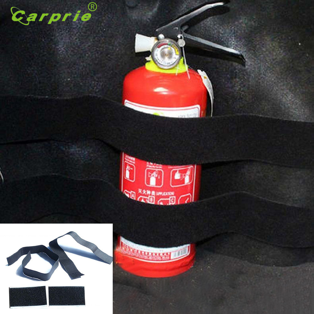 AUTO New Arrival 2pcs Car Trunk store content bag Rapid Fire extinguisher Holder Safety Strap Kit free shipping Au 05(China (Mainland))