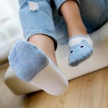 M MISM удобные носки-башмачки женские из хлопка и бамбукового волокна 3D печать Тоторо лодыжки носки высокого качества для девочек невидимые к...(China)