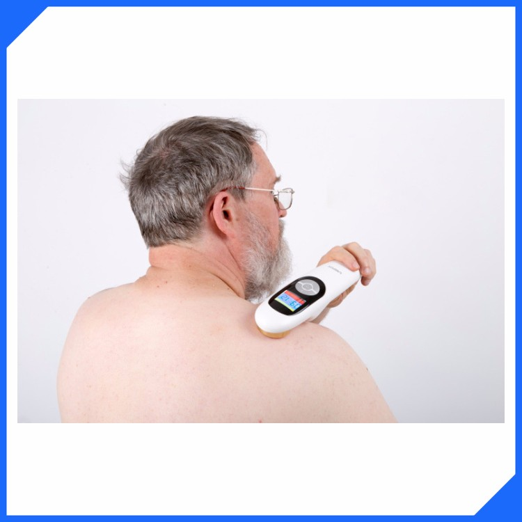 Black Friday Christmas gift Handy cure 808nm LLLT low level laser therapy device body pain reliever