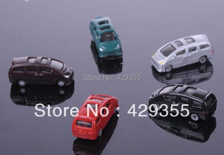200pcs model 1:200 scale car Multicolour Model Car Proportional for Stage Set/Model Houses  Construction Model Material<br><br>Aliexpress