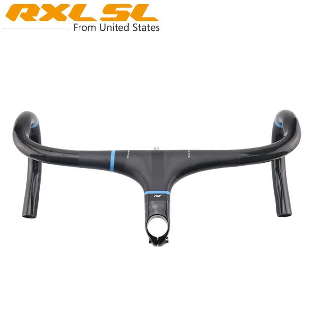 RXL SL PRO carbon handlebar road carbon drop bar manillar carbono carretera carbon road bike handlebar 400/420/440mm(China (Mainland))