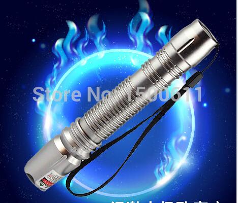 10000mw Green Laser Pointer Laser 301 Pen Flashlight