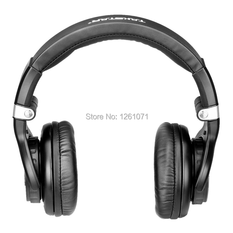 Professional Studio Monitor Headphones Dynamic Foldable Stereo Headset Takstar HD5500 Cable Separated noise reduction(China (Mainland))