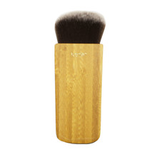 tarte swirl powder contour bronzer brush bamboo handle makeup brushes contour brush