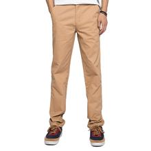 Брюки 2016 Новая мода повседневные брюки мужчины новый дизайн высокого качества хлопка мужские брюки 8 цвета размер 28-42()
