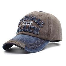 YOUBOME قبعة بيسبول النساء القبعات للرجال سائق الشاحنة العلامة التجارية Snapback قبعات الذكور خمر التطريز Casquette العظام أسود أبي قبعة قبعات(China)