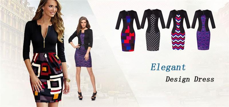 HTB1bZQ.MVXXXXbmXXXXq6xXFXXXD - Summer Women Dress Vestidos Print Casual Low Price