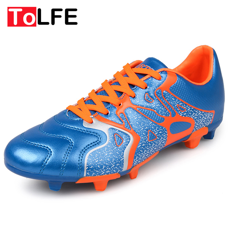 New FG Football Boots Cleats Soccer Shoes Mens Boy Football Cleats Boot Chuteiras Botas de Futbol Voetbalschoenen Adult & Kids(China (Mainland))