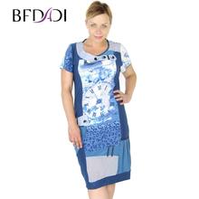 BFDADI 2016 летний стиль большой размер 5XL платье женское сетки сращивание тонкие спинки новое поступление платья 3269(China (Mainland))