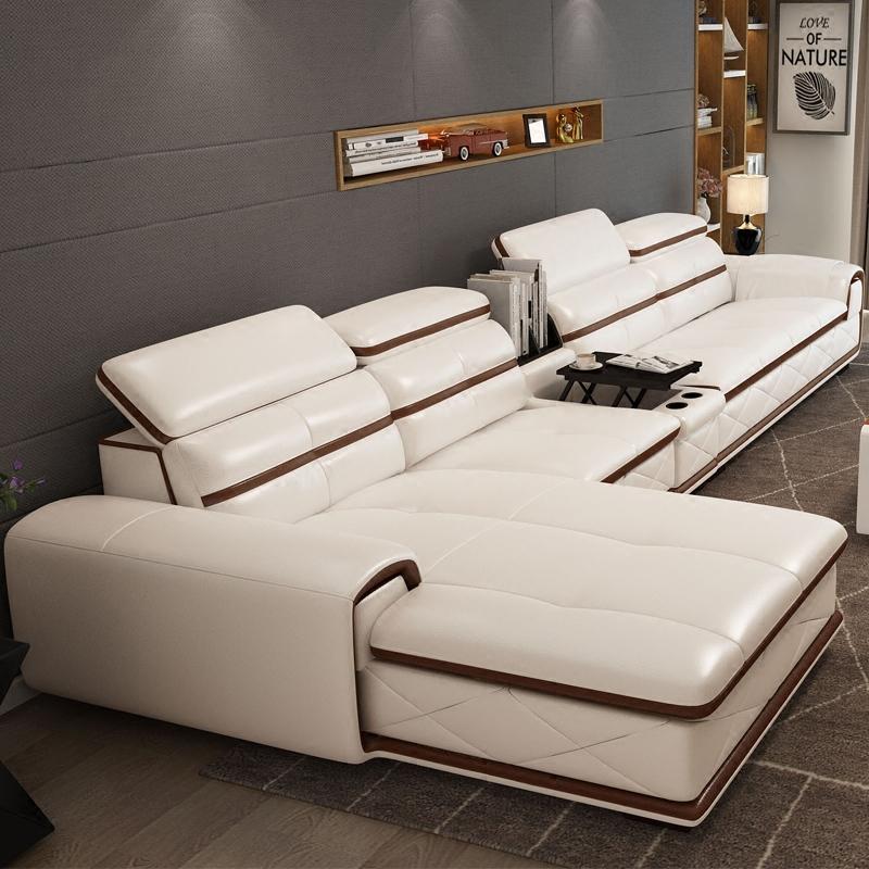 Modern Leather Sofa Sets Reviews Online Shopping Modern