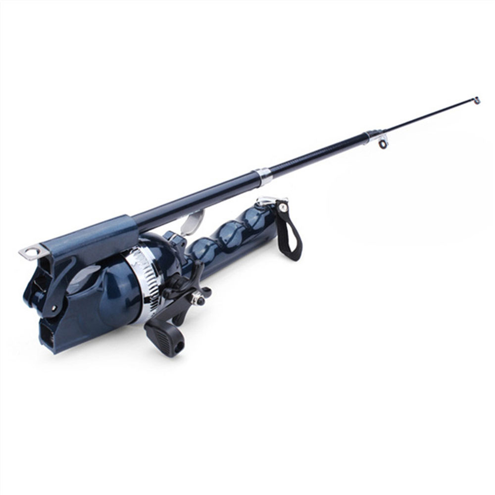 Folding mini rod hot selling 2016 portable folding fishing for Folding fishing rod
