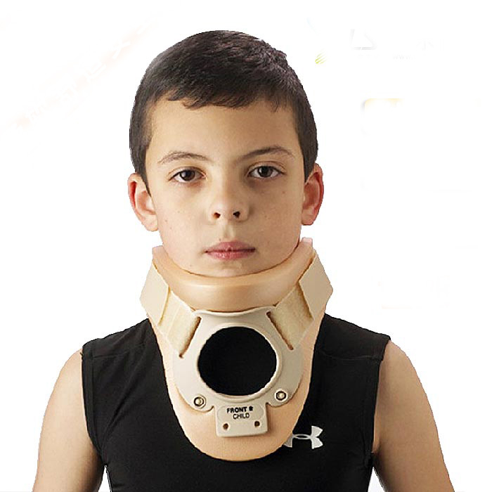 child adult Medical cervical collar Fixed cervical brace soft and comfortable neck collar cervical traction<br><br>Aliexpress