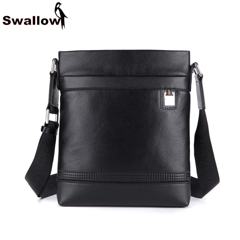 Genuine Leather Luxury Brand Shoulder Bag For Men Business Necessary Messenger Bags Male High Quality Real Leather Classic Type<br><br>Aliexpress
