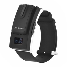 Link Dream Removable Design Bluetooth V3.0 Headset Sport Watch for Samsung / HTC and all Bluetooth Enabled Mobile Phones(China (Mainland))