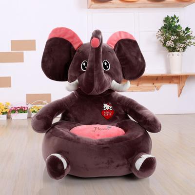 Фотография new arrival large about 55cm cartoon animal design plush seat cushion tatami plush toy sofa floor seat w5291