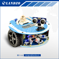 LANDZO Altar Smart Robot Car Kit Smart car learning kit intelligent turtle robot for Aduino Robot