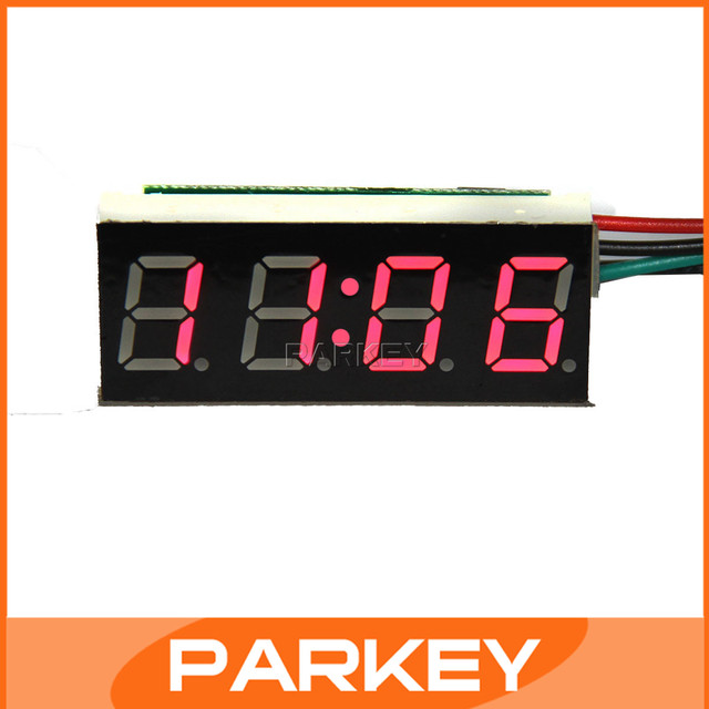 DC 4-35V to 1.25-25V 0-4A Auto Step-Up/Step-Down Converter Constant Current Constant Voltage Power Supply Module  #200424