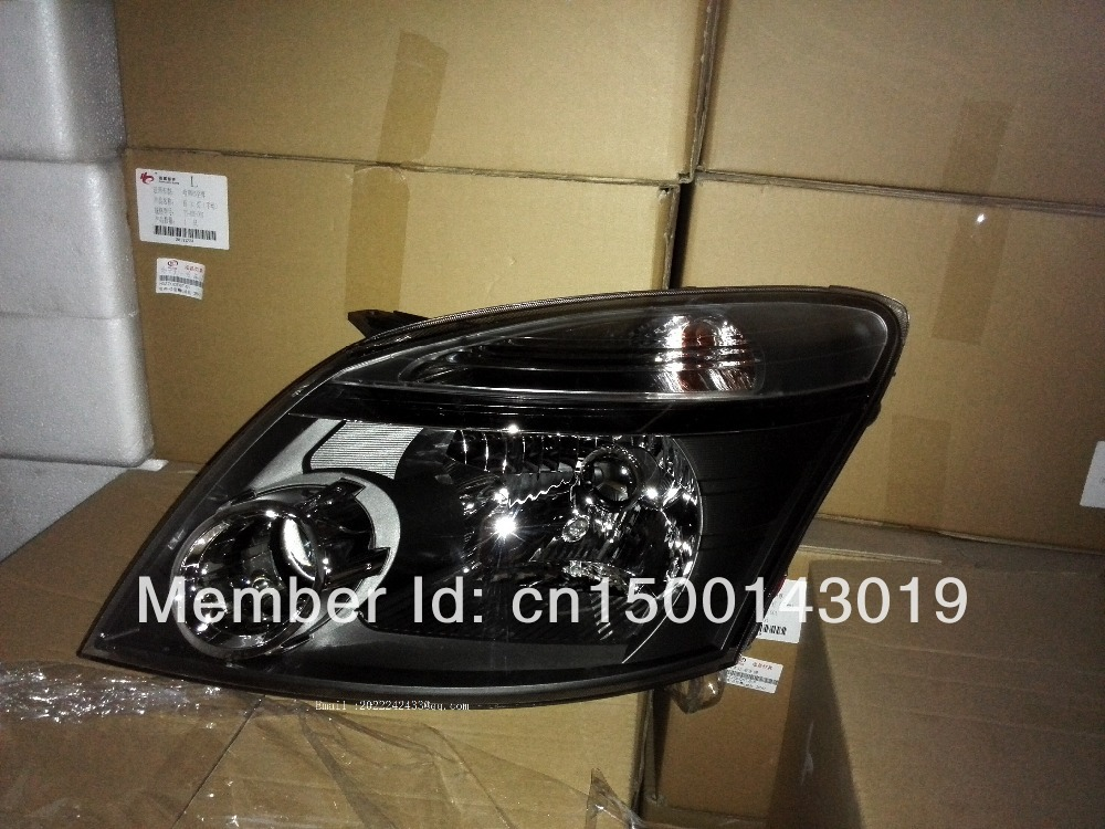 Great Wall Hover H3 headlamps 2005-2012 models 4121200-K24-A1 left or right choose you needs(China (Mainland))