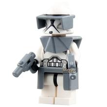 In-stock Green Boba Fett Princess Leia Star War Limited Legoelieds ARF Trooper Minifigures Building Block Children Gift Toy(China (Mainland))