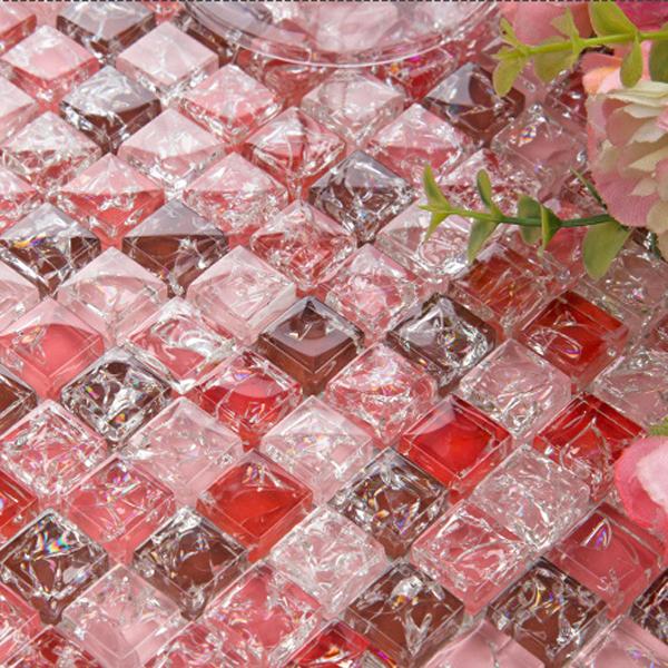 Piastrelle di vetro rosso promozione fai spesa di articoli in promozione piastrelle di vetro - Piastrelle di vetro ...