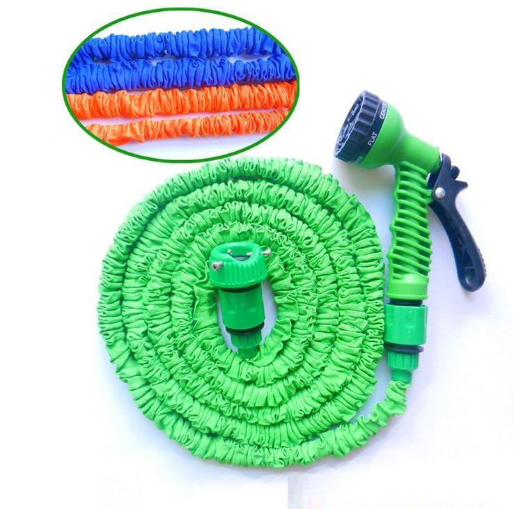 Best magic hose 25 ft 75m flexible garden water hoses for Best flexible garden hose
