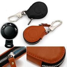 New Genuine Leather Key Bag Cover For BMW Mini Cooper Hardtop Convertible Cabrio Clubman Countryman Roadster Paceman 043(China (Mainland))